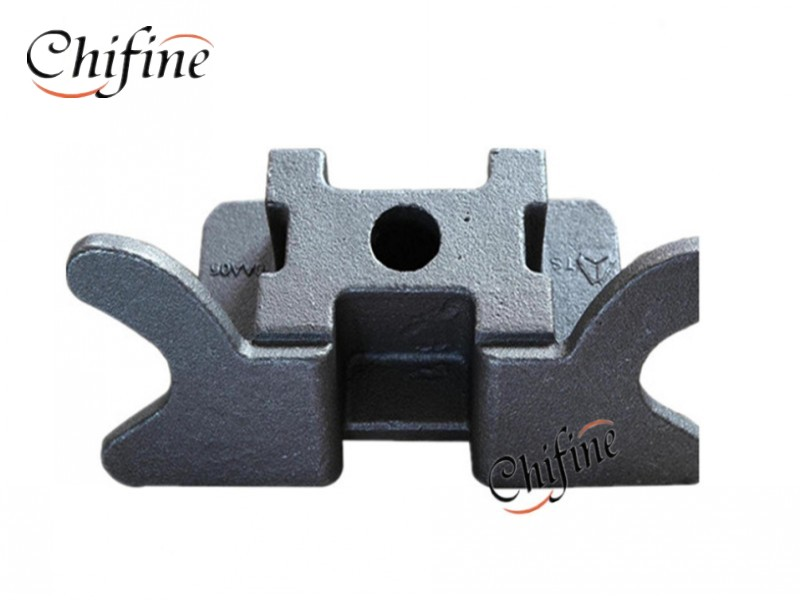 China Custom High Precision Metal Foundry Casting Machinery Parts
