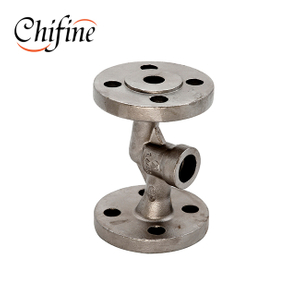 Stainless Steel Investment Casting OEM Valve Body Parts