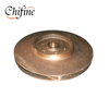 Precision Sand Casting Bronze Impeller for Water Pump Parts Brass Metal Parts