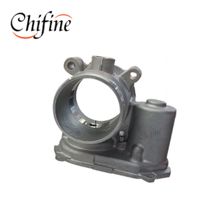 Iron Casting Auto Spare Parts With Casting And Machining