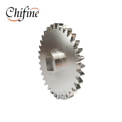 Custom Aluminum Milling Machining Gear with Anodizing