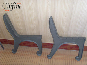 Municipal Machinery Part-Bench Leg